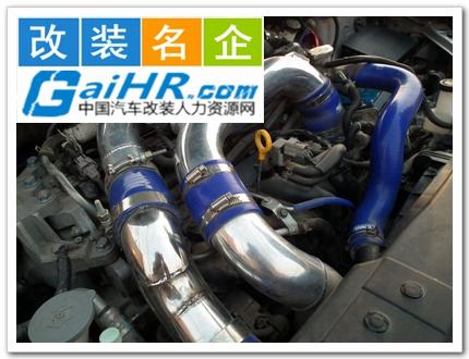 汽车改装案例,原厂升级第1414辆改装车