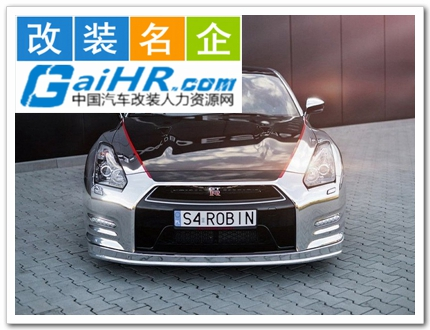 汽车改装案例,原厂升级第8616辆改装车