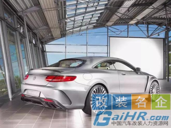 汽车改装案例,原厂升级第970辆改装车